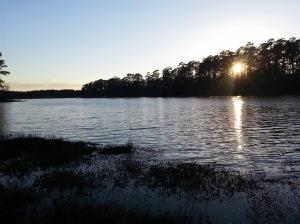 2013 Huntsville sunset